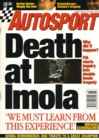Autosport front cover, 5 May 1994